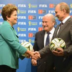 Brazil hand over to Russia
