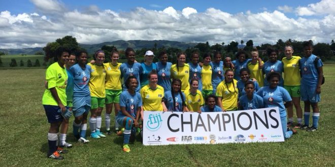 Fiji Cup 2017 Results